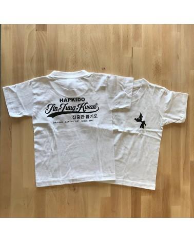 tshirt enfants hapkido